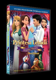 Printesa Lebada 8: Regatul Muzicii / The Swan Princess: Kingdom of Music