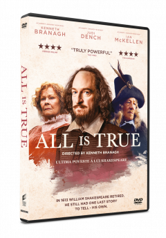 Ultima poveste a lui Shakespeare / All is True