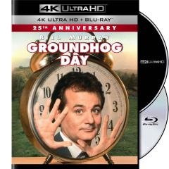 Ziua Cartitei (4K Ultra HD + Blu-ray)/ Groundhog Day