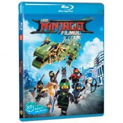 Lego Ninjago - Filmul (Blu Ray Disc) / The LEGO Ninjago Movie