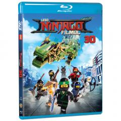 Lego Ninjago - Filmul 3D (Blu Ray Disc) / The LEGO Ninjago Movie