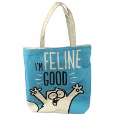 Tote Bag - Simon's Cat I'm Feline Good