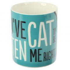 Cana - Simon's Cat Slogan