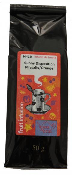 M410 Sunny Disposition Physalis / Orange