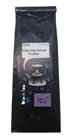 M428 Chocolate Cream Truffles