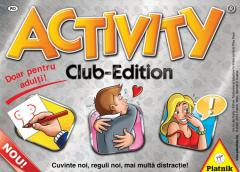 Activity Club-Edtion