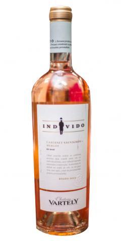 Vin rose - Individo, Roada, Cabernet Sauvignon - Merlot, 2017, sec
