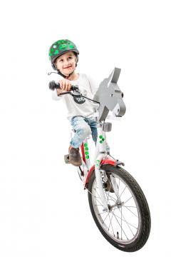Stickere reflectorizante pentru biciclisti - Speedy Turtle