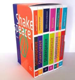 Pachet William Shakespeare
