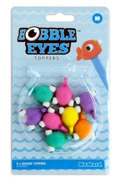 Set 8 radiere pentru capatul creionului - Bobble Eyes