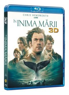 In inima marii 3D (Blu Ray Disc)/ In the heart of the sea