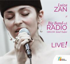 Luiza Zan şi Big Band-ul Radio - Live!