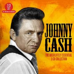 The Absolutely Essential 3 Cd Collection - Johnny Cash