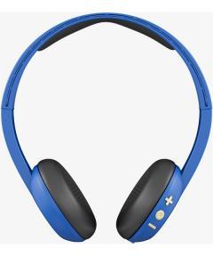 Casti Bluetooth Wireless Skullcandy Uproar  - Royal / Cream / Blue