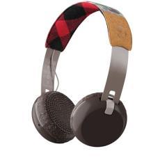 Casti Skullcandy Grind On Ear Wireless - Tan / Camo / Brown