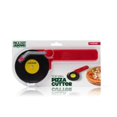 Pizza Cutter - Top Spin Red