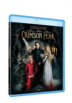 Crimson Peak (Blu Ray Disc) / Crimson Peak