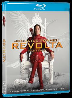 Jocurile Foamei: Revolta - Partea 2 (Blu Ray Disc) / The Hunger Games: Mockingjay - Part 2