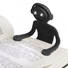 Lampa pentru citit - Android Black Silicone