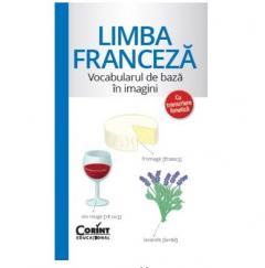 Limba Franceza - Vocabularul de baza in imagini