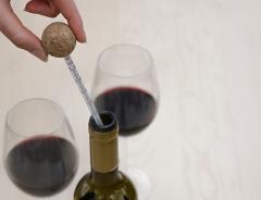 Set pentru vin - Cork Wine