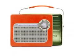 Cutie pentru pranz - Radio