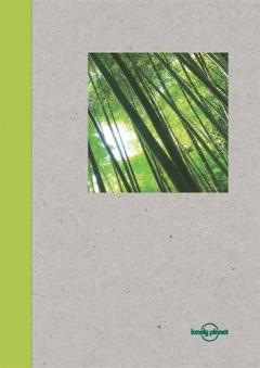 Agenda - Lonely Planet Large Green - Bamboo