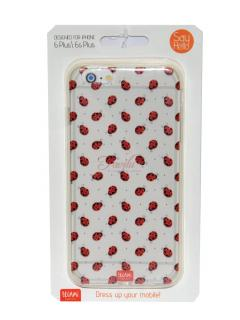 Carcasa Iphone 6 / 6 Plus - Ladybugs
