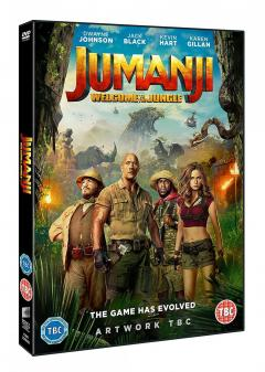 Jumanji: Aventura in jungla / Jumanji: Welcome to The Jungle