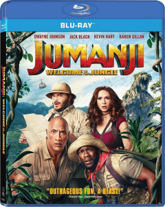 Jumanji: Aventura in jungla (Blu Ray Disc) / Jumanji: Welcome to The Jungle