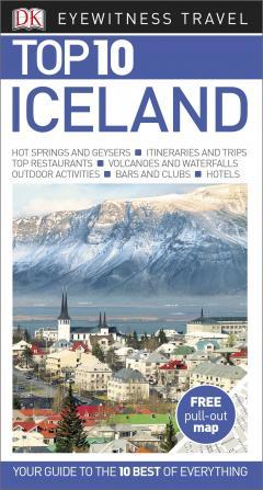 DK Eyewitness Top 10 Travel Guide - Iceland