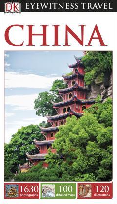 DK Eyewitness Travel Guide - China