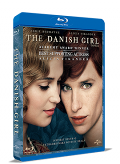 Daneza (Blu Ray Disc) / The Danish Girl