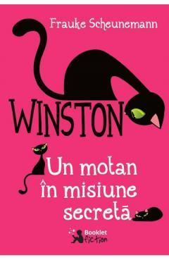 Winston - Un motan in misiune secreta