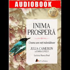 Inima prospera. Crearea unei vieti indestulatoare - Audiobook