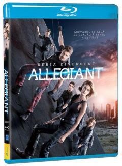 Allegiant - Seria Divergent (Blu Ray Disc) / Allegiant
