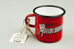 Ceasca email George Rosu - Pisica-mea, pisica-ta (Rosu)