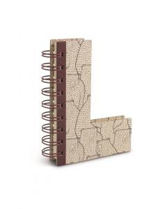 Alphabooks Note Book - Letter L
