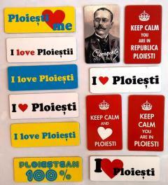 Magnet - I Love Ploiesti - mai multe modele