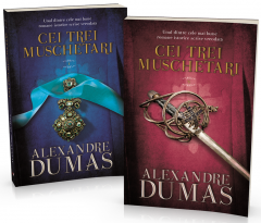 Cei trei muschetari (Vol. I+II)