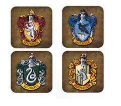 Suport pahar - Harry Potter - Crests - mai multe modele