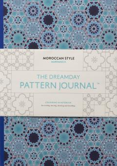 Jurnal - The Dreamday Pattern Moroccan Style