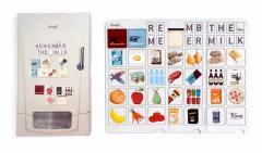 Set 40 magneti - Remember the milk