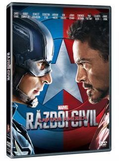 Capitanul America - Razboiul Civil / Captain America - Civil War