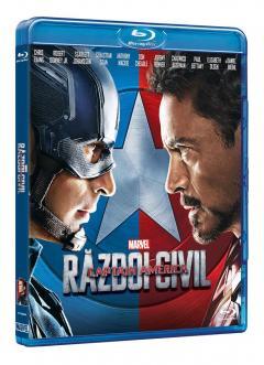 Capitanul America - Razboiul Civil (Blu Ray Disc) / Captain America - Civil War