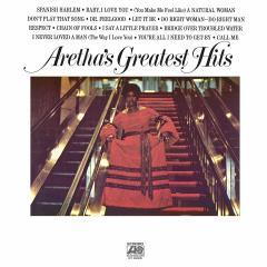 Greatest Hits Aretha Franklin - Vinyl