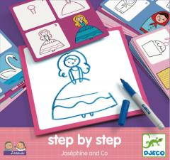 Kit creatie - Step by Step - Josephine and Co