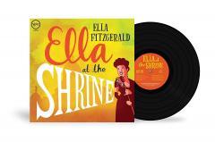 Ella at the Shrine - Vinyl