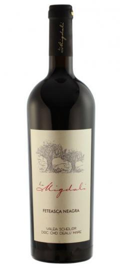 Vin rosu - La Migdali, Feteasca Neagra, sec, 2017