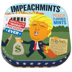 Dropsuri mentolate - Trump Impeachmints